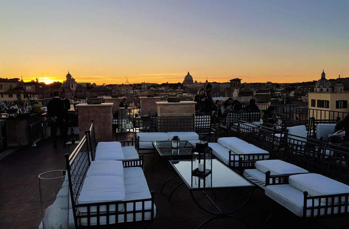 The Best Rooftop Bars In Rome Prices New Openings