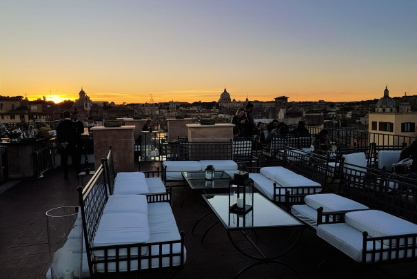 The best rooftop bars in Rome – prices & new openings