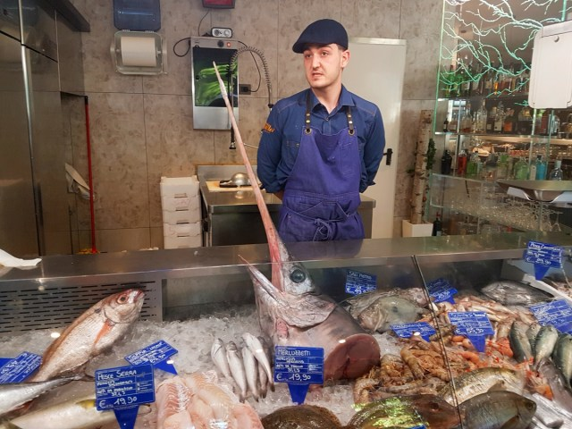 Eating fish in Rome: 3 out of this world restaurant experiences