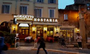 Rome Eating Italy Evening Wine & Food Stroll