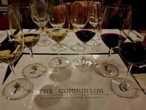 Cha Squared – The Communion wine tasting event pops up in Rome
