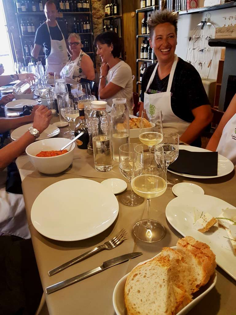 Review: Cook in Tuscany is a unique, all-inclusive cooking course and Tuscan vacation, featuring the best Italian cookery lessons in Tuscany.