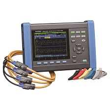POWER QUALITY ANALYZERS AND LOGGER