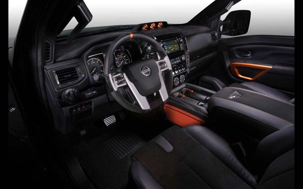 Numele Spune Tot Nissan TITAN Warrior Concept Testat N