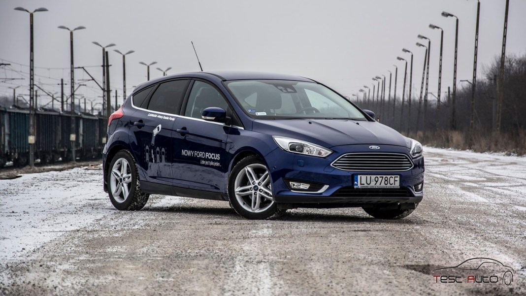 test Ford Focus 1.0 Ecoboost