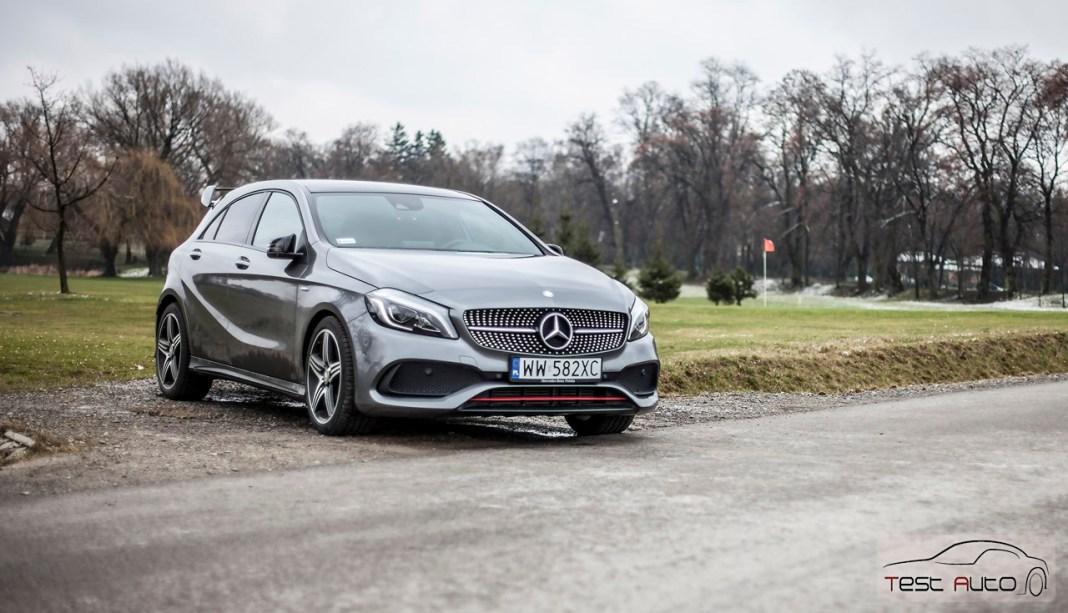 Mercedes A250 Sport 4Matic