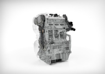 Drive-E 3 cylinder Petrol - optimised structure