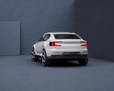 Volvo Concept 40.2 rear quarter low