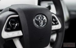Nowa Toyota Prius PREMIUM 1.8 Hybrid 122 KM-E CVT fot. Jakub Baltyn (59)