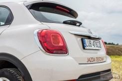 Fiat 500X fot. Piotr Majka