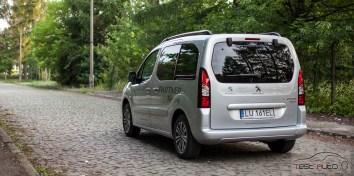 Peugeot Partner Active fot. Piotr Majka