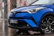 Toyota C-HR fot. Piotr Majka