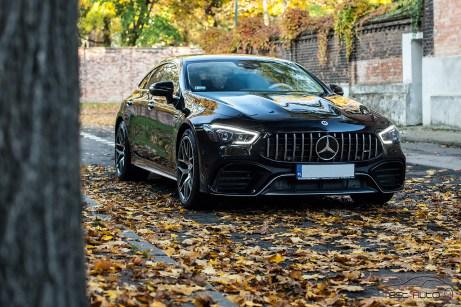 Mercedes AMG GT 4 Door Coupe fot. Piotr Majka (1)