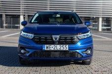 Dacia Sandero 2021 fot. Piotr Majka (1)