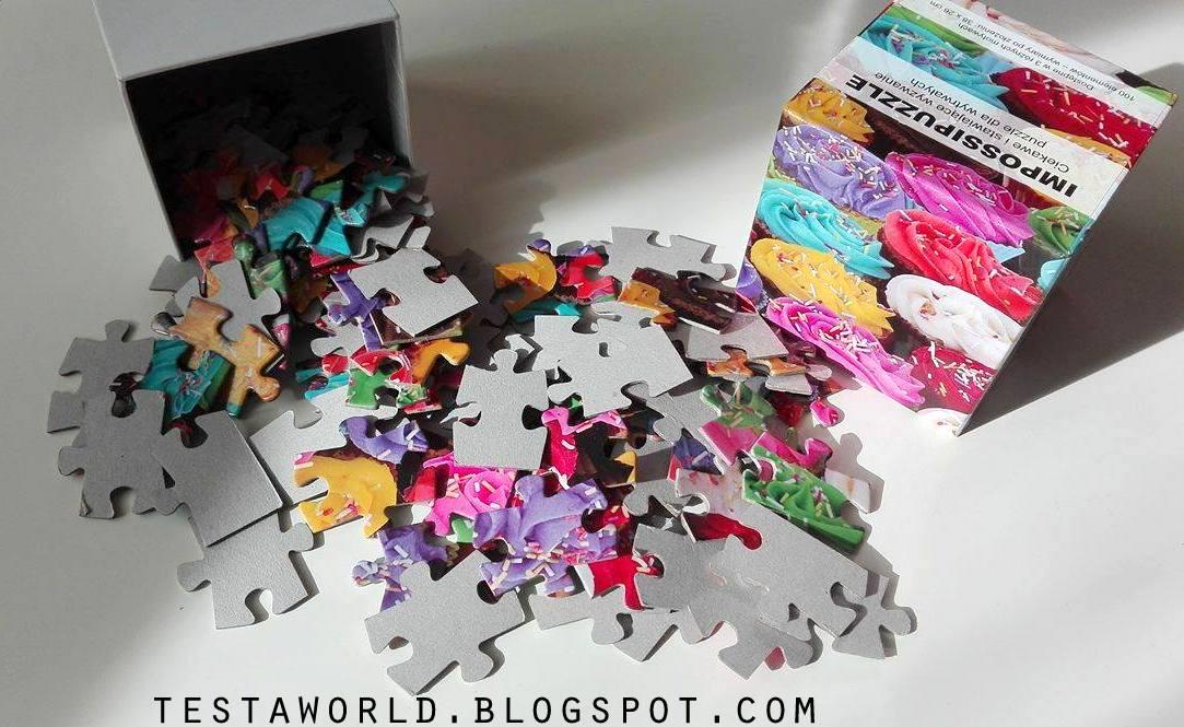 Babeczkowe puzzle