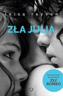 Zła Julia - Leisa Rayven