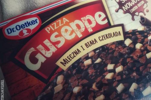 Nowość od Dr Oetkera czekoladowa pizza