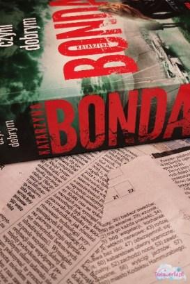 Katarzyna Bonda - Miłość czyni dobrym recenzja książki