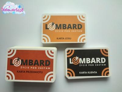 Karty Gra Lombard