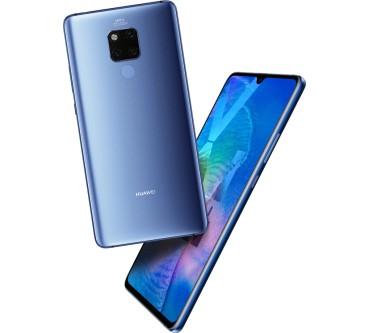 Huawei Mate 20 X Im Test Testberichte De Note