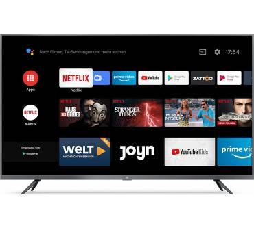 Xiaomi Mi Smart Tv 4s 43 Im Test 2020 Testberichte De