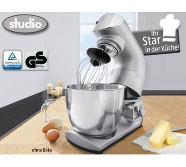 Aldi Sud Studio Profi Kuchenmaschine Testberichte De