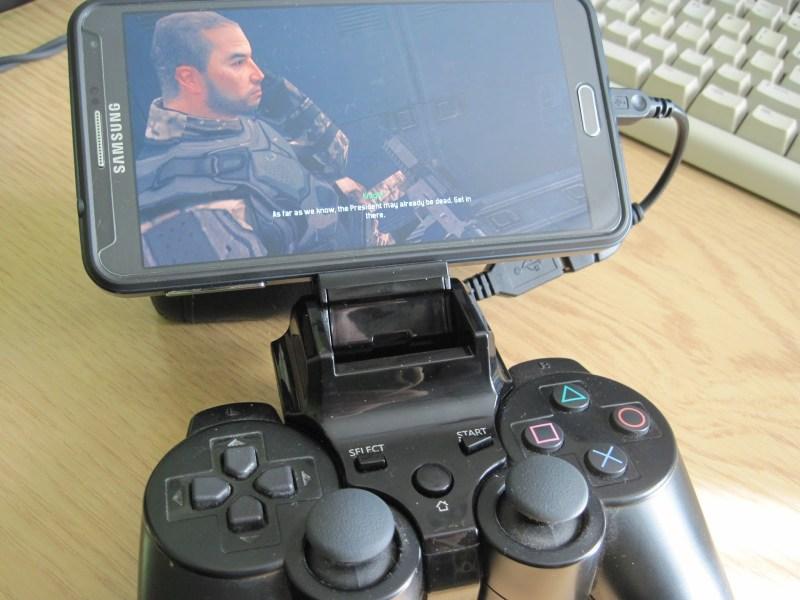 gamepad smartfon