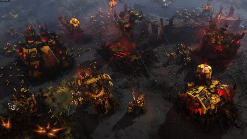 beta dawn of war 3