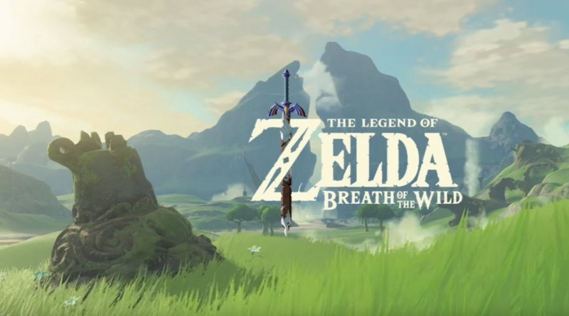 breath of the wild recenzje