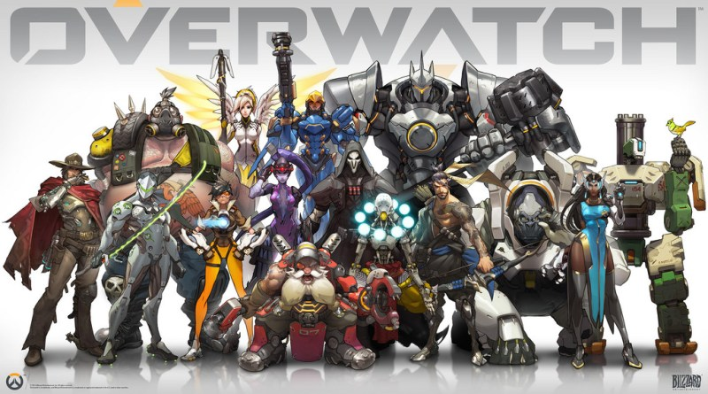 Overwatch - Insurekcja