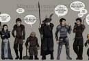 Dziesięciu wspaniałych… naszych towarzyszy z gier RPG