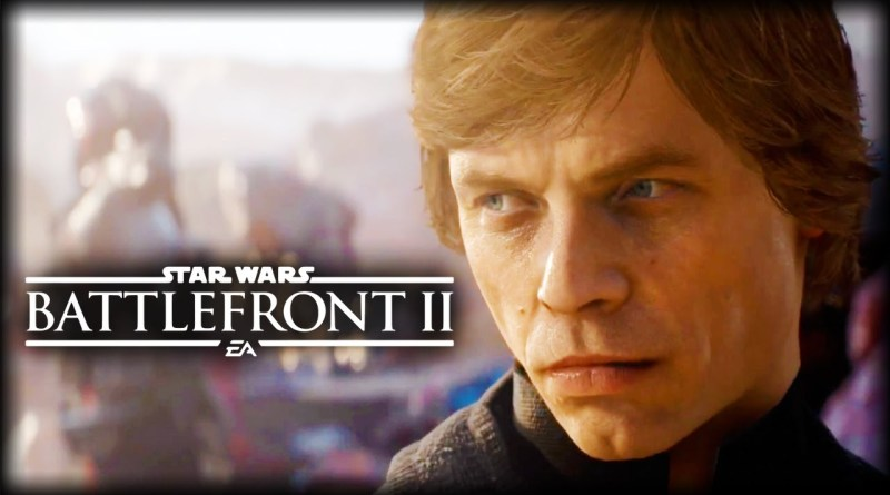 battlefront 2 luke