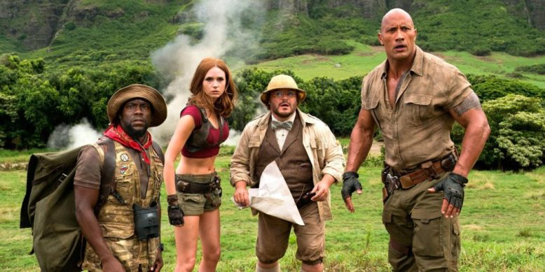 jumanji welcome to the jungle recenzja