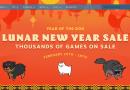 Chiński nowy rok również zawitał na Steamie!