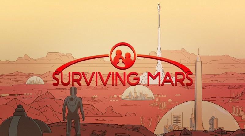 Surviving Mars na PC [recenzja]