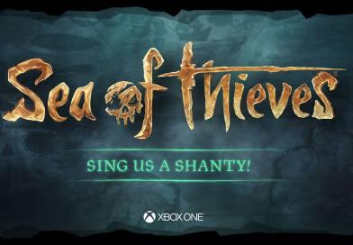 W Sea of Thieves możesz dostać piosenkę tylko dla ciebie – wystarczy zdobyć bilet!