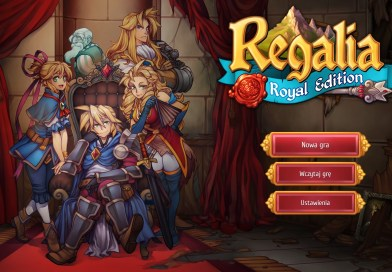 Regalia: Royal Edition na PS4 [recenzja]