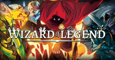 wizard of legend recenzja
