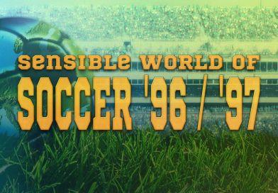 RETROMANIAK #54 – Sensible World of Soccer 96/97 [recenzja]