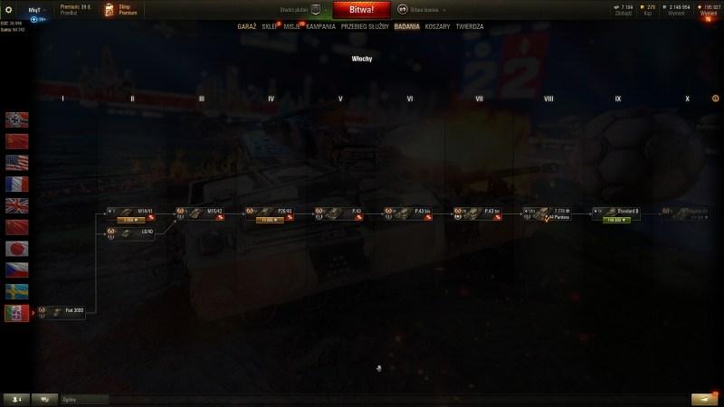 Czołgi Włochy - PORADNIK WOT