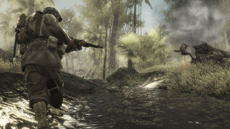 call of duty historia serii
