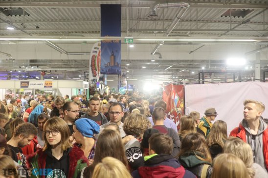 Comic Con & Warsaw Games Show 2018 20