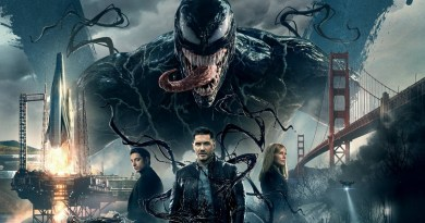 Venom – kiedy twórcy mieszają koncepcje – recenzja filmu