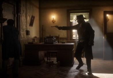 W Red Dead Redemption 2 jest moment zawoalowanej krytyki przemyconej przez wyzyskiwanych pracowników tej firmy
