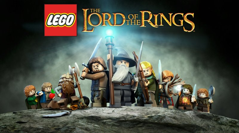 LEGO The Lord of the Rings: Władca Pierścieni