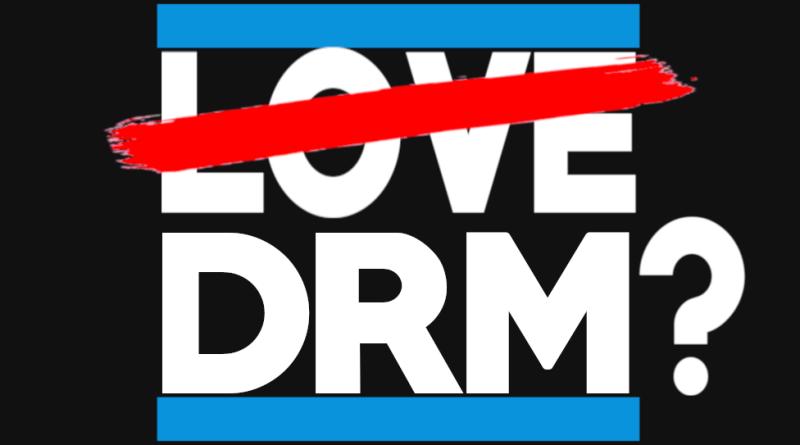 historia DRM