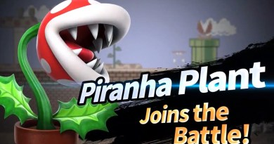 piranha plant nowa postać