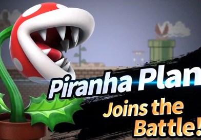 Piranha Plant dołącza do walki! – aktualizacja 2.0.0 Super Smash Bros. Ultimate