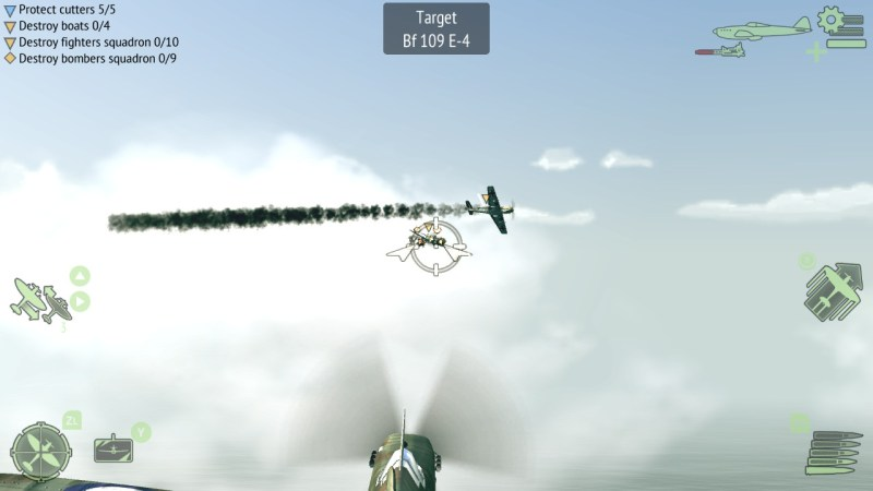 warplanes switch recenzja