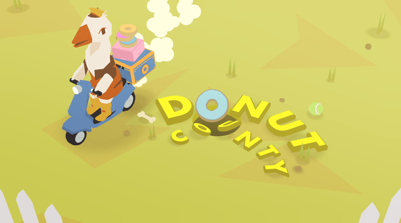 Donut County title